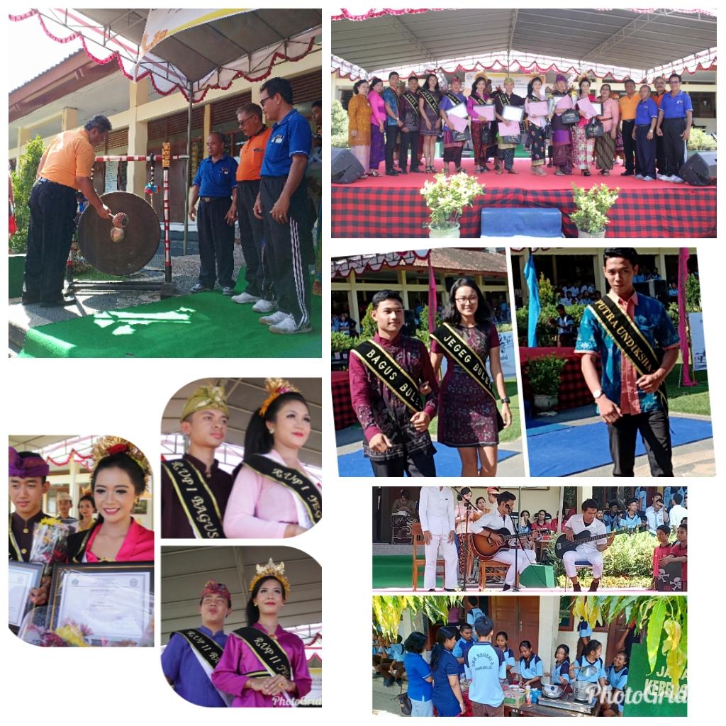 Euphoria perayaan hari Sumpah Pemuda dan Bulan Bahasa 2018