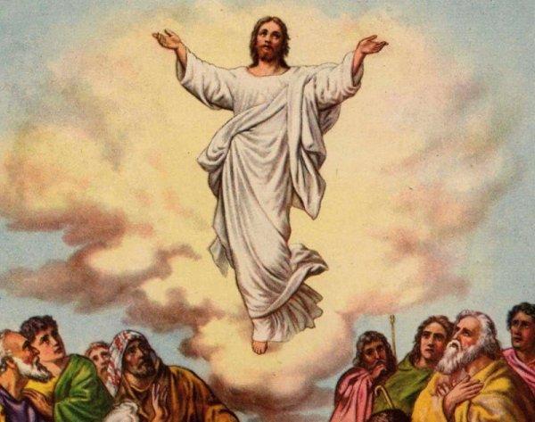 Selamat Hari Kenaikan Yesus Kristus 2021