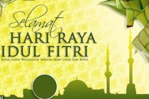 Selamat Hari Raya Idul Fitri 2021